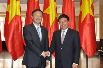 Việt - Trung hướng tới phát triển  quan hệ lành mạnh, ổn định