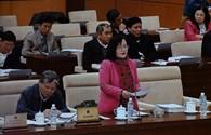 Thường vụ Quốc hội nói gì về sáng kiến luật của nữ đại biểu Quốc hội?