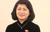 Bà Đặng Thị Ngọc Thịnh chính thức làm Phó Chủ tịch nước