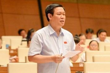 Ông Vương Đình Huệ được đề cử để Quốc hội bầu làm Phó Thủ tướng