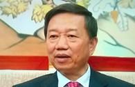Thượng tướng Tô Lâm trở thành tân Bộ trưởng Bộ Công an