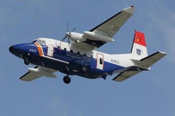 14 tàu Trung Quốc tham gia tìm kiếm máy bay Casa-212 mất tích