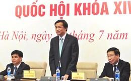 Chính phủ báo cáo đại biểu Quốc hội về vụ Formosa xả thải