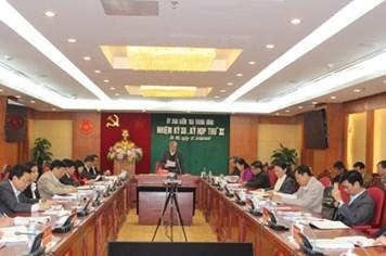 Hàng loạt cán bộ liên quan đến vụ Formosa Hà Tĩnh bị xem xét kỷ luật