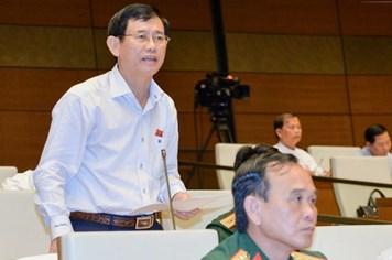Đại biểu Quốc hội nói về đề xuất kỷ luật ông Võ Kim Cự