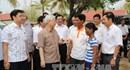 Tổng Bí thư Nguyễn Phú Trọng làm việc tại Gia Lai