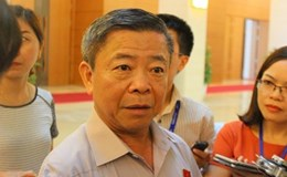 Ông Võ Kim Cự xin thôi đại biểu Quốc hội khóa XIV