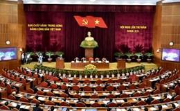 Ngày làm việc đầu tiên của Hội nghị Trung ương 5 bàn về vấn đề gì?