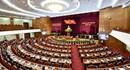 Biểu quyết thông qua Nghị quyết Hội nghị T.Ư 5 khóa XII