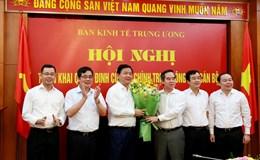 Ông Đinh La Thăng chính thức nhận nhiệm vụ mới