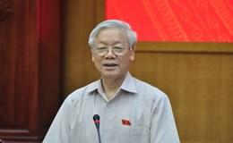 Tổng Bí thư Nguyễn Phú Trọng: Chúng ta xử lý nghiêm nhưng phải đúng người, đúng tội