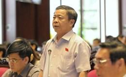 Ông Võ Kim Cự thôi làm Đại biểu Quốc hội khóa XIV từ ngày 15.5