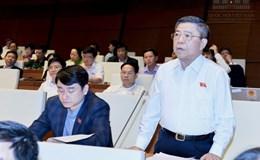 Hôm nay, Thường vụ Quốc hội bàn về việc cho thôi nhiệm vụ ĐBQH đối với ông Võ Kim Cự