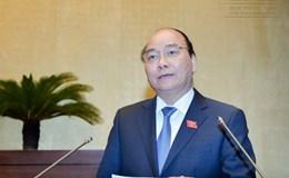 Thủ tướng Nguyễn Xuân Phúc: Phải đổi mới về tư duy lập pháp và hành pháp