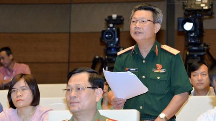 """Thiếu tướng Nguyễn Sỹ Hội: """"Tôi chưa thấy cơ quan nào chịu trách nhiệm quy hoạch không gian biển"""""""