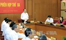 Ban Chỉ đạo Cải cách tư pháp Trung ương họp phiên thứ 3