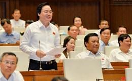 Bộ trưởng GD-ĐT: Kiên quyết đưa ra khỏi ngành những giáo viên không đạt yêu cầu