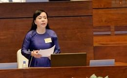 Hôm nay, Bộ trưởng Bộ Y tế đăng đàn trả lời chất vấn của đại biểu Quốc hội