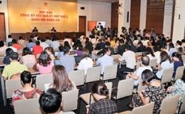 Tổng thư ký QH nói vụ Luật Cảnh vệ đính chính trước khi thông qua