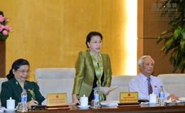Ngày mai (11.7), Ủy ban Thường vụ Quốc hội sẽ khai mạc phiên họp thứ 12