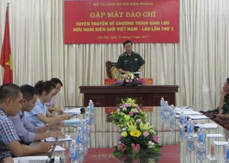 Giao lưu hữu nghị Biên giới Việt Nam – Lào lần thứ I sẽ diễn ra vào cuối tháng 7