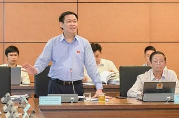 Ông Vương Đình Huệ chính thức làm Phó Thủ tướng Chính phủ