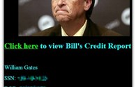 """Bill Gates cũng không """"thoát"""" khỏi tin tặc"""