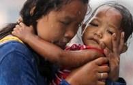 Số phận tội nghiệp của những trẻ em Philippines trong bão Haiyan