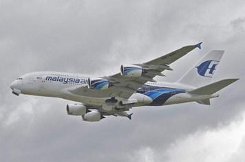 Thêm bằng chứng thấy máy bay Malaysia mất tích giảm độ cao có chủ ý