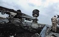 Hình ảnh đau lòng trong vụ rơi máy bay Malaysia thảm khốc