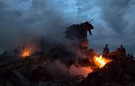 Máy bay Malaysia bị bắn rơi ở Ukraina, 298 người chết