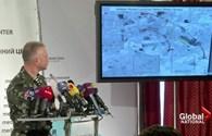 Phân tích hộp đen: MH17 phát nổ do trúng mảnh vỡ tên lửa