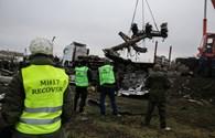 Lại tìm thấy thêm thi thể nạn nhân MH17 ở khu vực xác máy bay