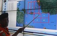 Tìm thấy mảnh vỡ máy bay AirAsia trên biển?