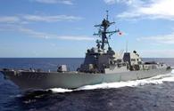 Mỹ đưa tàu chiến hỗ trợ tìm kiếm máy bay AirAsia mất tích
