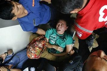 Thảm họa QZ8501 nhóm lại nỗi đau vô tận của thân nhân hành khách MH370