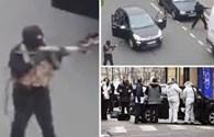 Video vụ xả súng kinh hoàng vào tòa báo Pháp