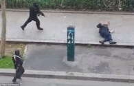 Xác định được nơi ẩn náu của hai kẻ tấn công tòa báo Pháp
