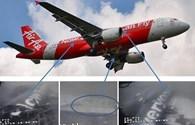 NÓNG: Đã tìm thấy thân máy bay AirAsia QZ8501 dưới biển Java
