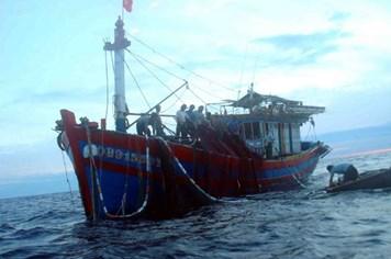 5 ngư dân Vũng Tàu bị Indonesia bắt sẽ được về nước trước Tết Nguyên Đán
