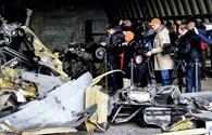 """Những mảnh vỡ sót lại đầy ám ảnh của chuyến bay """"tử thần"""" MH17"""