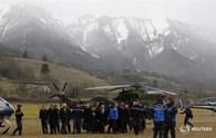 Tìm thấy thi thể nạn nhân máy bay Airbus 320 rơi ở Pháp