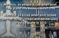 Nhìn lại 5 vụ rơi máy bay thảm khốc do động cơ của phi công