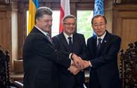 Tổng thư ký Liên Hợp Quốc ca ngợi ý nghĩa to lớn của chiến thắng phát xít Đức
