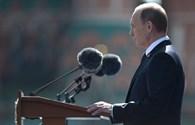 Tổng thống Nga cảm ơn đồng minh chống phát xít tại lễ kỷ niệm Ngày Chiến thắng