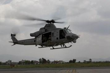 Nepal tìm thấy xác trực thăng cứu hộ Mỹ, không ai sống sót