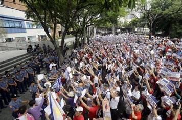 Philippines phát sóng chương trình phản đối hành động của Trung Quốc ở Biển Đông