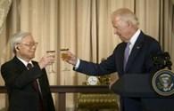 Video: Phó Tổng thống Mỹ lẩy Kiều trong buổi tiếp Tổng Bí thư Nguyễn Phú Trọng