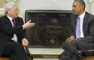 Cuộc gặp bước ngoặt: Tổng Bí thư Nguyễn Phú Trọng hội đàm với Tổng thống Obama