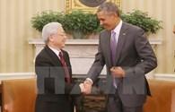 Việt Nam-Hoa Kỳ ký Bản ghi nhớ về gìn giữ hòa bình Liên hợp quốc